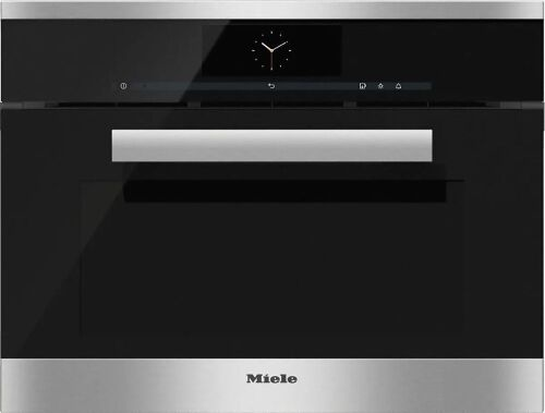 UNRESERVED: Miele DGC 6800XL Steam Combination Oven and KM 6381 Induction Cooktop