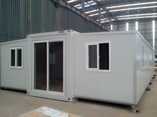 40ft Container Home Expandable Building