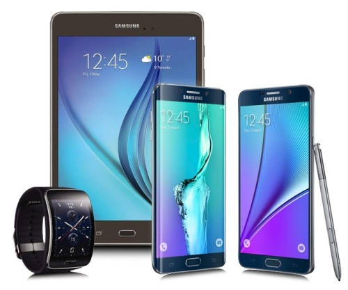 New Samsung Consumer Goods Sale - Inc. Phones, Smart Watches & Tablets