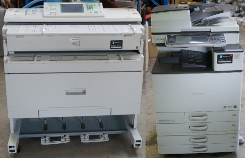 Ricoh Commercial Multifunction Printer & Commercial Copier - NSW Pick Up