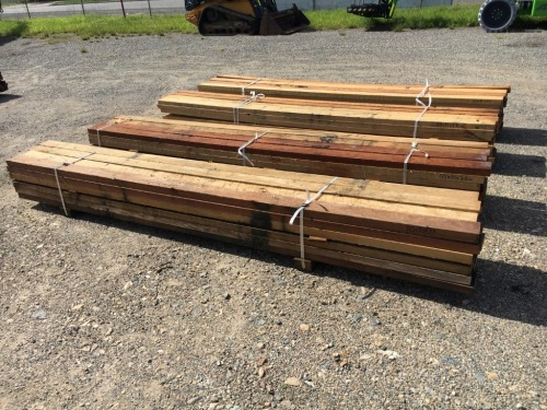 Structural Hardwood Timber and Fence Rails