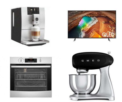 Big Brand Home Entertainment and Appliances Insurance Claim Sale Inc. Akai, Sony, Samsung & Hisense TV; Rinnai, Fujitsu & Panasonic Air Conditioning; Simpson, Ariston & Electrolux Washing Machine; Smeg, Ariston & Westinghouse Oven and More - NSW Pick Up