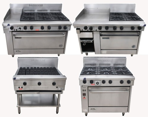 QUALITY COMMERCIAL KITCHEN EQUIPMENT SHOWROOM FLOOR STOCK CATERING SALE