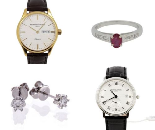 Jewellery and Watches Sale Incl. Diamond Rings, Earrings & Pendants, Pearl Earrings and Watches - NSW Pick Up