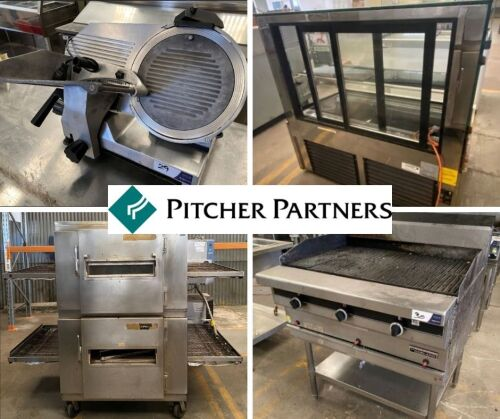 UNRESERVED Catering & Cafe Equipment Liquidation