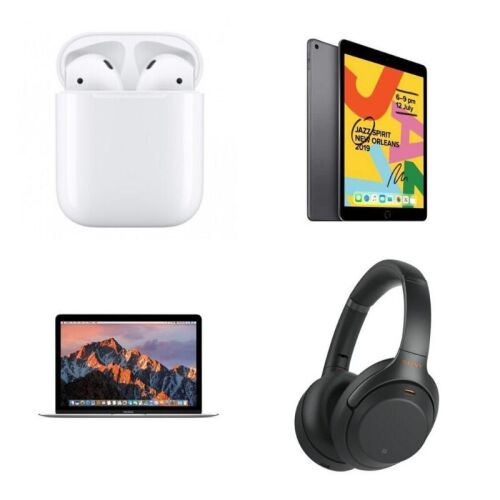Big Brand Computer & Electronic Insurance Claim Sale, Inc. Apple MacBook, iPad, iPhone, Watch & Airpod, HP & Acer Laptop, Samsung Galaxy Tablet and More - NSW Pick Up