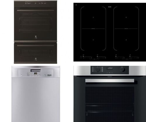 Massive Home Appliances Insurance Claim Sale Incl. Smeg, Miele, Fisher & Paykel Cooker & Oven; Electrolux Rangehood; Bissell Vacuum Cleaner & More - NSW Pick Up