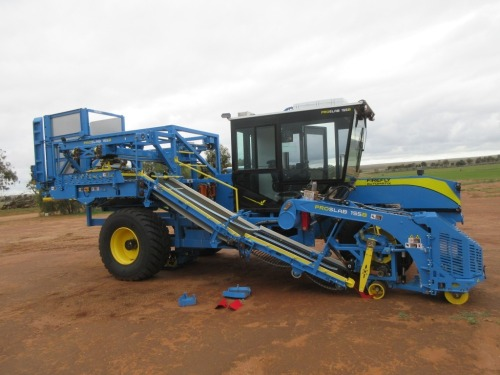 2019 Firefly ProSlab 155B Turf Harvestor *PRIVATE TREATY SALE SUBJECT TO INSURANCE CLAIM*