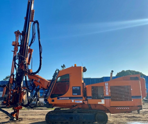 Offers Invited – Drill rigs. Atlas Copco/ Sandvik