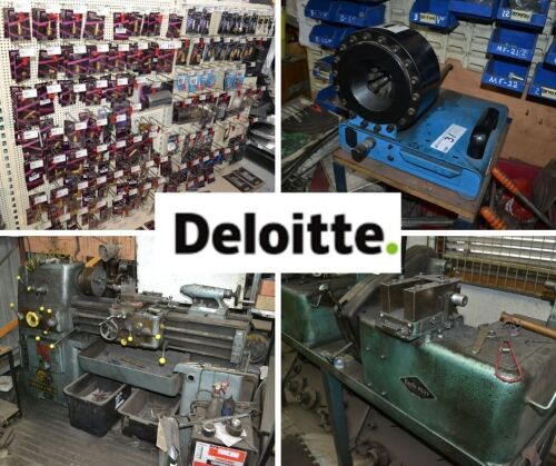 LIQUIDATOR'S SALE - VEHICLE BRAKE RECONDITIONING PLANT, MACHINERY & EQUIPMENT, AUTOMOTIVE ACCESSORIES, RETAIL STOCK