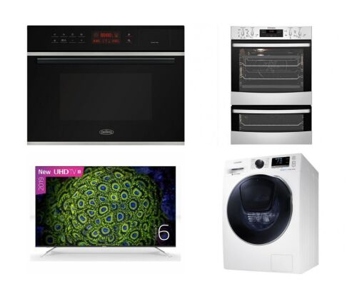 Unreserved Home Appliances and Entertainment Insurance Claim Sale Incl. Westinghouse, Electrolux, Ariston, Belling, Smeg, Hisense & More - NSW Pick Up