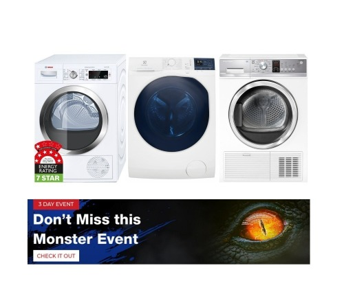 Monster Sale - Laundry - All prices are GST EX