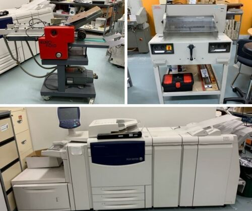 Digital Press and Printing Equipment Sale