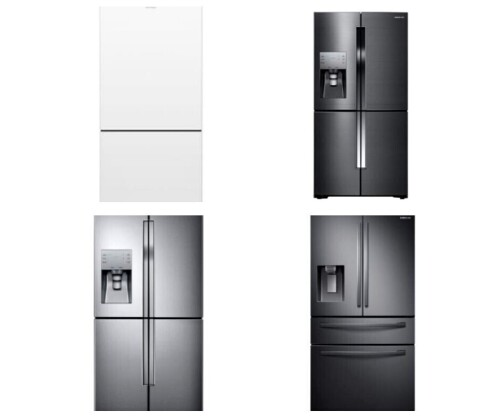 Big Brand Refrigerator incl Mitsubishi, Samsung, Fisher & Paykel, Electrolux and More - Insurance Sale - PICK UP ALEXANDRIA
