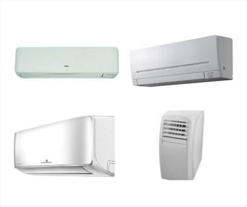 Big Brand Air Conditioner incl Fujitsu, Mitsubishi, Panasonic and More - Insurance Sale - PICK UP ALEXANDRIA