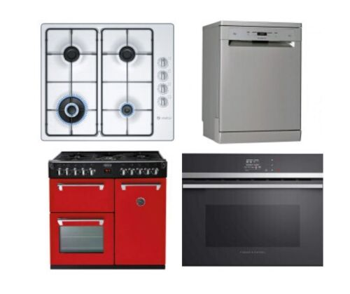 Big Brand Kitchen Appliances incl Bosch, Belling, Fisher & Paykel, Smeg, Ariston, Westinghouse and More - Insurance Sale - PICK UP ALEXANDRIA
