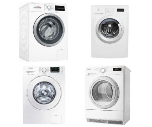 Big Brand Laundry Appliances incl Bosch, Fisher & Paykel, Samsung, Electrolux, Ariston and More - Insurance Sale - PICK UP ALEXANDRIA