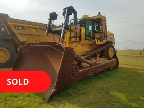 CAT D9T & D10T Track Dozers - Offered for Sale by Private Treaty