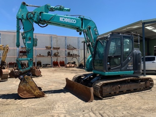 Victoria Transport, Earthmoving & Woodworking Auction