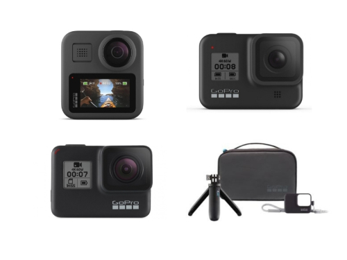 GoPro | Big Brand NEW ex-Duty Free Surplus Stock | Australia Wide Delivery Only