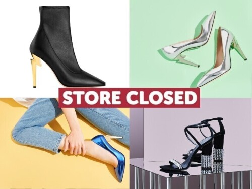 Giuseppe Zanotti Sydney Store Closure –Women's Shoes (Size: 35 - 41) - Free Delivery (Buy Now)