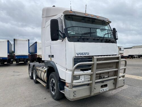 2000 Volvo FH12 6x4 Prime Mover *RESERVE MET*