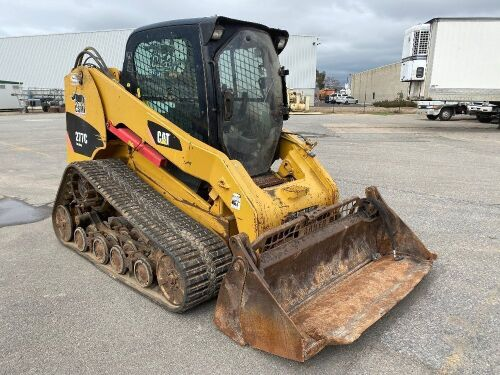 Caterpillar 277C Skidsteer Loader
