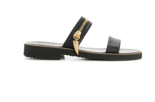Giuseppe Zanotti Mens Shoes- Size :40 -Model: EU90016/001