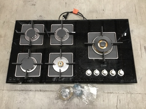 ILVE 90cm Natural Gas Cooktop ILBV905