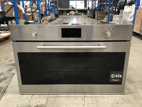 iLVE KNOB CONTROL ELECTRIC OVEN 900SKMPI - 90CM STAINLESS STEEL