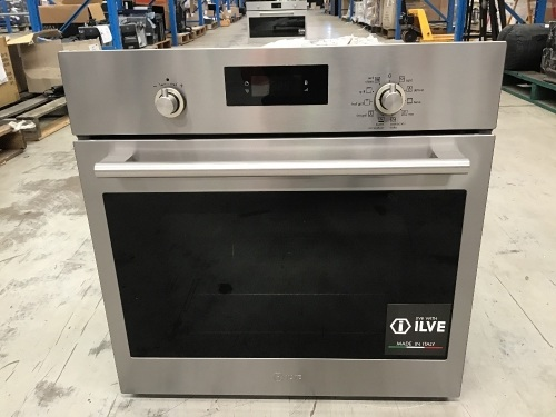Ilve 600SPYKTI Pyrolytic Electric Wall Oven