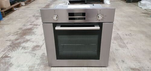 iLVE HN600SMP/I 600mm Stainless Steel built in oven