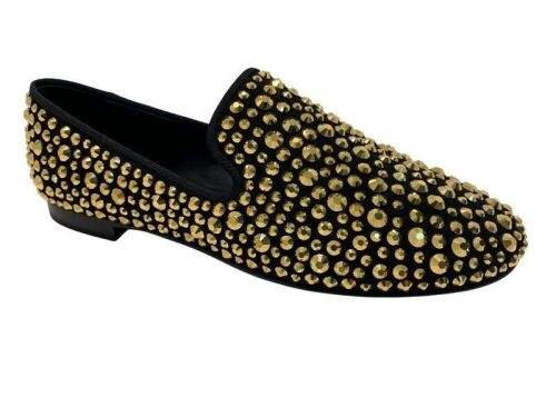 Giuseppe Zanotti Mens Shoes- Size :39 -Model: IU70018/002