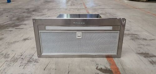iLVE Range Hood Stainless Steel with power cord
