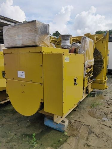Used - 1996 Caterpillar 3412 Open Type 635 KVA - 02WJ00797 (Depo Balikpapan, Kalimantan )