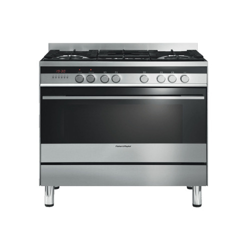 Fisher & Paykel OR90SDBGFX2 90cm Freestanding Dual Fuel Oven/Stove