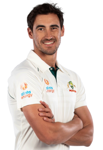 Pink Oakley Sunglasses worn by Mitchell Starc from the Australian Team