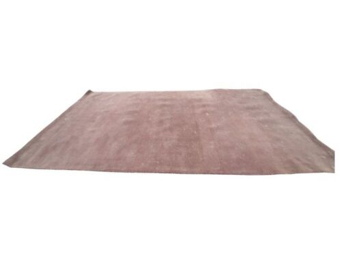 Rug-Rectangle Size: 200x400 Colour: Light Brown