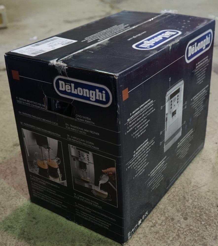 Delonghi ECAM22110SB Magnifica S Fully Automatic Coffee ...