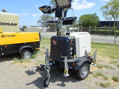 2017 Generac V20 Mobile Lighting Tower