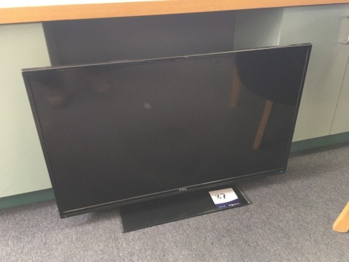 "TCL 39"" LCD TV"