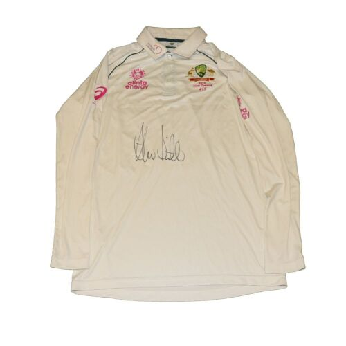 Steven Smith Signed Australian Cricket Team Playing Shirt