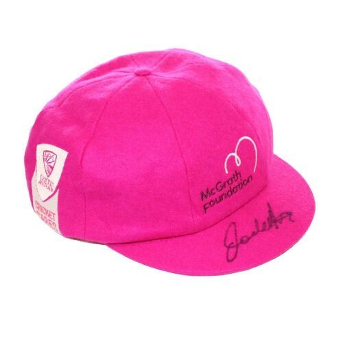 Todd Astle New Zealand Team Signed Pink Baggy