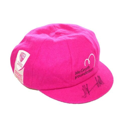 Tom Blundell New Zealand Team Signed Pink Baggy