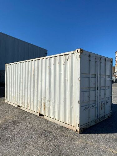 20' Shipping Container *RESERVE MET*
