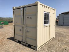 2019 9' Shipping Container - 2