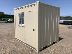 2019 9' Shipping Container - 4