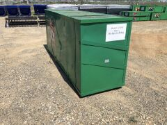Unused 2019 40' x 40' Dome Container Shelter - 2