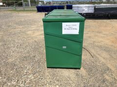 Unused 2019 40' x 40' Dome Container Shelter - 3