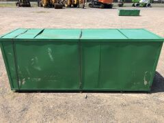 Unused 2019 40' x 30' Pitched Container Shelter - 4